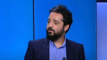 Wassim Nasr, journaliste à France 24, spécialiste des mouvements terroristes.