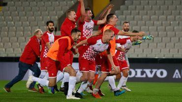 Rebecq ira défier le Standard en huitième, Anderlecht ira à Mouscron