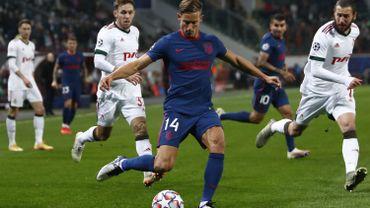 Foot: Llorente convoqué pour la première fois, Koke et Morata de retour en équipe d'Espagne