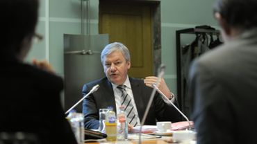 Jean-Claude Marcourt, ministre en charge des Médias
