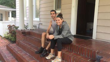 A Tampa, Tiffany et Matthew ont retrouvé leur maison dans un très bon état malgré le passage d'Irma.