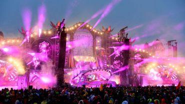 Le festival Tomorrowland recrute du personnel via une application