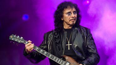 Tony Iommi pense à James Hetfield