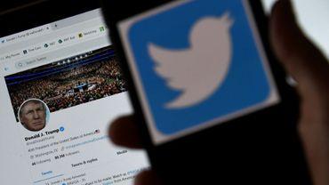 Donald Trump et Twitter sont actuellement en conflit ouvert