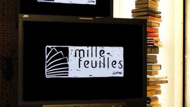 Logo de Mile-feuilles dans un plasma du plateau
