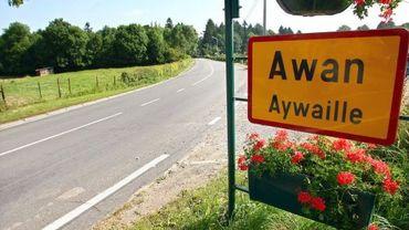 Awan, entité d'Aywaille, le village de la famille Hauldebaum