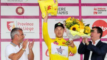 Le Tour de Wallonie a finalement trouvé une place dans le calendrier, ici Loïc Vliegen, le dernier vainqueur en date