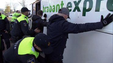 Des Pro-Père Fouettard arrêtés à Tilburg