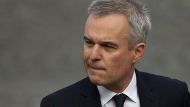 François de Rugy a présenté sa démission du gouvernement français