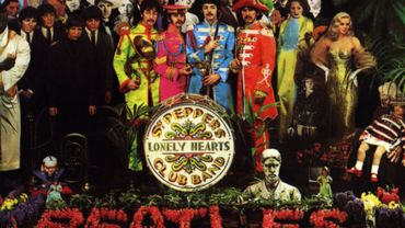 "Sgt. Pepper's Lonely Hearts Club Band"" des Beatles"