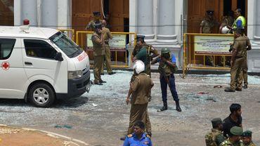 Au moins 42 personnes sont décédées dans l'église Saint Anthony, proche de Colombo