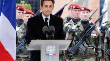 Comme Marine Le Pen, Nicolas Sarkozy pourrait bénéficier des événements de Toulouse.