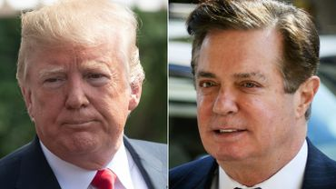 """""""Enquête russe"""": Paul Manafort, ex-chef de campagne de Trump, a accepté de coopérer avec le procureur Mueller"""