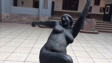 Rik Wouters-figures féminines au Musée des Beaux-Arts de Tournai