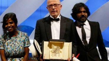 """Cannes 2015 - Palme d'Or à """"Dheepan"""" du Français Jacques Audiard"""