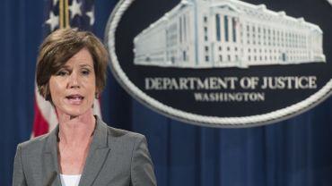 Sally Yates, procureur générale des Etats-Unis