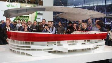 Hors sol bruxellois, le projet du stade national ne répondrait pas aux exigences de l'UEFA