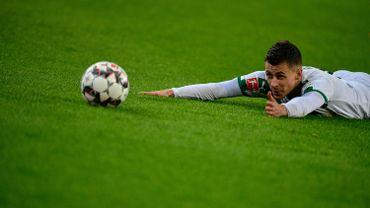 Dieter Hecking a discuté avec Thorgan Hazard après son remplacement rapide