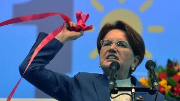 Turquie: le Bon parti de Meral Aksener autorisé à participer aux élections anticipées
