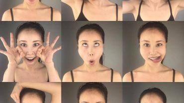 Le yoga du visage pour rajeunir la peau?