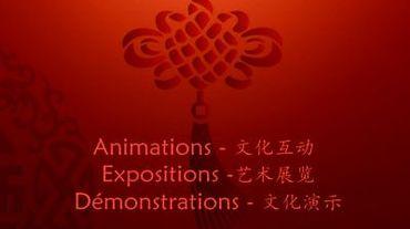 Un premier festival culturel chinois à Tournai