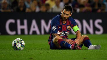 Messi a été tenté de quitter l'Espagne après ses ennuis fiscaux