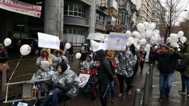 Journée internationale des femmes: une dizaine de rues rebaptisées symboliquement à Liège