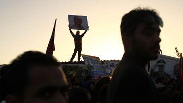 Une manifestation de soutien à l'armée et de protestation contre le gouvernement d'union nationale soutenu par l'ONU avait lieu ce 18 mars à Benghazi.