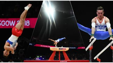 Les Russes remportent le concours par équipes à Glasgow