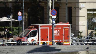 Barcelone, dernière d'une longue liste de villes européennes touchées par des attentats