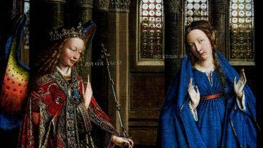 La beauté exceptionnelle des toiles de Van Eyck restaurées
