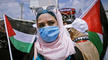 Coronavirus : l'Autorité palestinienne impose un couvre-feu