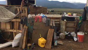 USA: un enfant retrouvé dans un campement était entraîné aux tueries dans les écoles