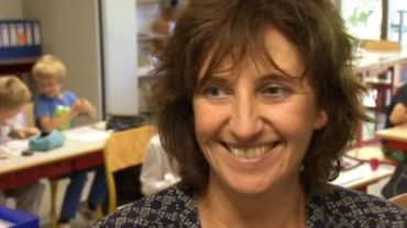 Martine Bouchat, jeune prof de 50 ans