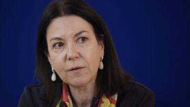 Michèle Coninsx est actuellement présidente d'Eurojust, l'unité de coopération judiciaire de l'Union européenne.