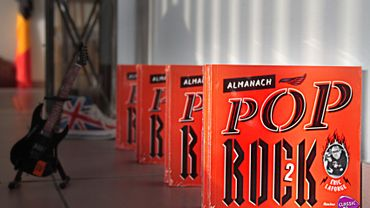 Eric Laforge - Almanach Pop Rock 2
