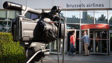 """Brussels Airlines : direction et syndicats campent sur leurs positions: """"on tourne en rond"""", déplore la CNE"""