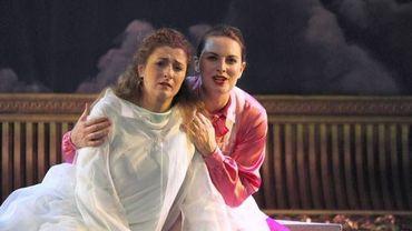 L'enlèvement au sérail de Mozart avec Maria Grazia Schiavo et Elisabeth Bailey