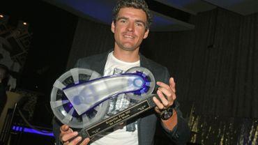 Van Avermaet reçoit le Vélo de Cristal pour la 4ème fois, 2ème sacre pour D'hoore