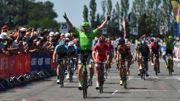 Route du Sud: Scully s'impose à Nogaro, Dillier remporte l'épreuve
