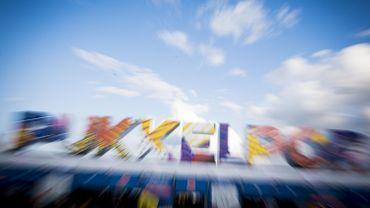 Quelque 160 personnes contrôlées en possession de drogue au festival Pukkelpop