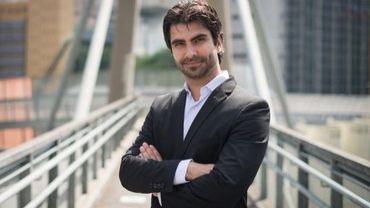 Eduardo Borges, responsable du site Ashley Madison au Brésil, le 10 décembre 2012