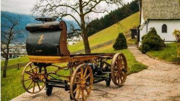 La P1 fera son entrée au musée Porsche  le 31 janvier prochain.