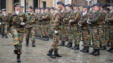Au cours de leur formation, ces hommes, rattachés à l'infanterie légère, ont été préparés à se déployer rapidement.