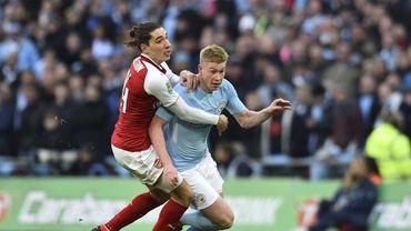 Manchester City, champion en titre, défiera Arsenal dans le choc de la première journée de Premier League