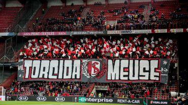Le Standard condamné à une lourde amende suite au comportement de ses supporters en Europe