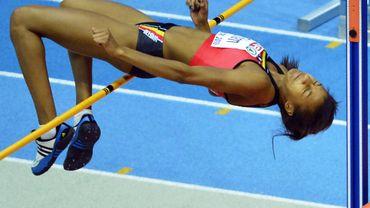 Nouveau record de Belgique juniors pour Nafissatou Thiam