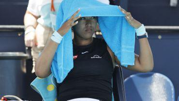 Miami: Naomi Osaka balayée par Maria Sakkari, qui file en demi-finale