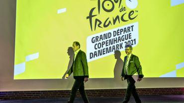 Tour de France : Vers un report d'un an du départ de Copenhague prévu en 2021