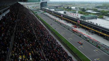 F1 GP de Chine